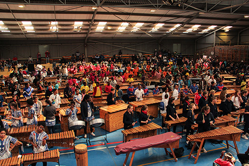 education africa marimba festival