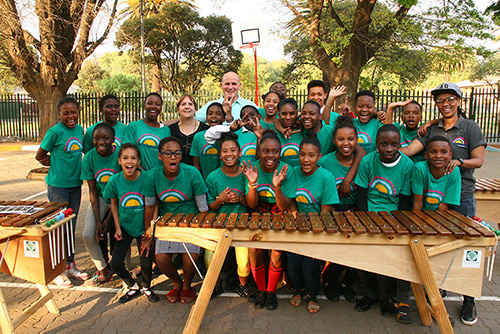 Education Africa Marimba Hub